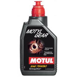 Huile de boite et Pont Motul Motyl Gear 75W90