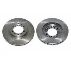 Disques de frein Avant 258mm adaptable Pajero 1
