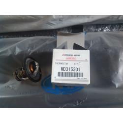 Thermostat / Calorstat 82° d'origine Pajero II 2,5L TDI 08-1995 - 11-1995