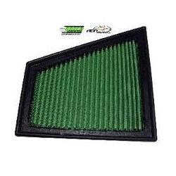Filtre à Air Permanent Plat Green, Pajero III et IV Diesel