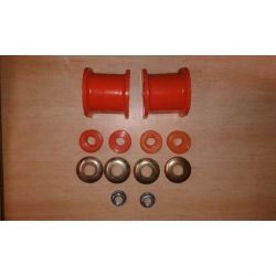 Kit Silentbloc Polyuréthane de Barre Stabilisatrice Avant Pajero 2 Diamètre 27