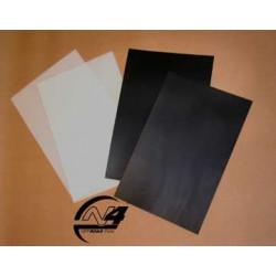 Kit Complet Bavettes de Protection Noir Avant ou Arrière