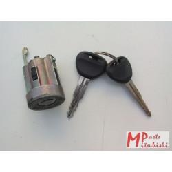 Cylindre/Barillet + Clef de Neiman Pajero 2 Avant 1994
