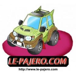 """Sticker """"Logo du site"""""""