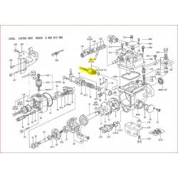 Capteur de Vitesse de Rotation de Pompe d'Injection Pajero/Montero 2,5L TDI