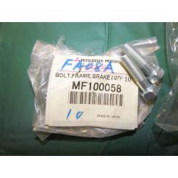 2 Vis de Fixation du Cache Culbuteur 2,8L TDI d'origine MF100058