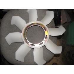 Hélice de Ventilateur Pajero 2,8L TDI 06/1996 - 02/2000