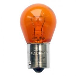 Ampoule Baïonnette Feux Arrière Clignotant Ambre 12V 21W