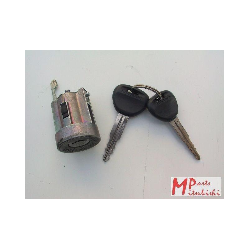 Cylindre/Barillet + Clef de Neiman Pajero 2,5L Après 2001