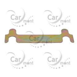 Cales de Réglage du Carrossage 1 ou 2 mm Pajero 1 et 2, L200 1 et 2, Sport