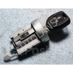 Cylindre/Barillet + Clef de Neiman L200 2,5L TDI, Entre 02/1999 et 04/2000