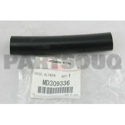 Durite Sortie de Pompe à Vide Pajero II 2,5L TDI V24 V44
