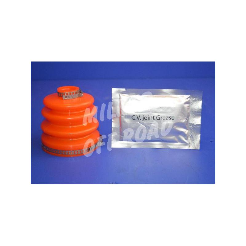 Soufflet de Cardan Polyuréthane Adaptable Intérieur Avant Droit ou Gauche Pajero 3 BVA