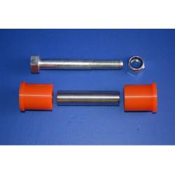2 Kit de Silentbloc Polyuréthane Avant de Lame Adaptable L200 K74