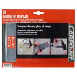 Kit réparation Glace de Rétroviseur 125 x 200 mm Tout Pajero