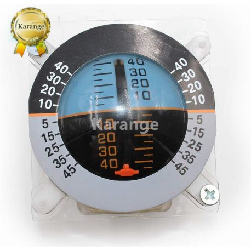 Inclinomètre de Tableau de Bord Adaptable Pajero 2