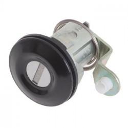 Cylindre/Barillet + Clef de Porte Avant Droite ou Gauche Pajero 2,5L Après 2001