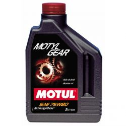 Huile de boite et Pont Motul Motyl Gear 75W80 2L